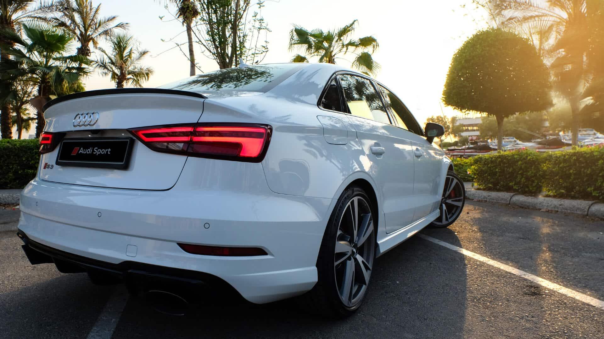 2020 Audi Rs 3 Register Your Interest Today Audi Bahrain